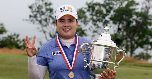 Inbee Park: has won first three Majors of the season