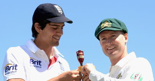 Cook & Clarke: should they be suspended for slow over-rates?