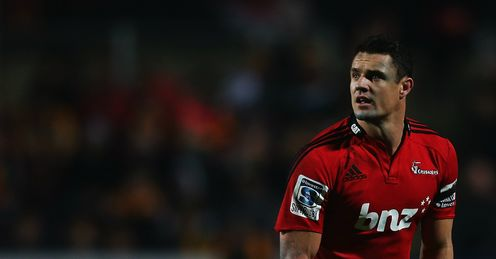 Dan Carter Chiefs v Crusaders