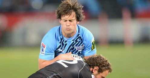 Jan Serfontein Bulls v Sharks 2013