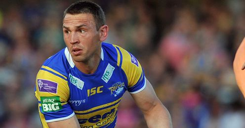 Kevin Sinfield - Leeds Super League