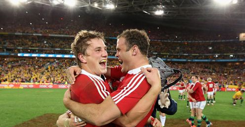 Lions success still lingers