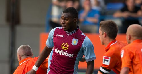 Christian Benteke: should guarantee goals for Villa this season, says Ed