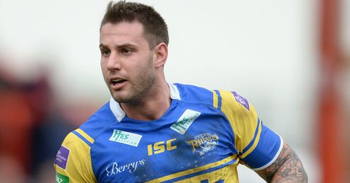Mitch Achurch Leeds Rhinos 2013