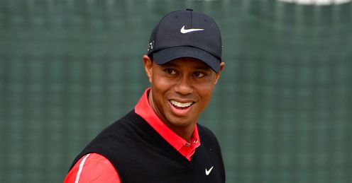 Tiger Woods: Ready for the WGC