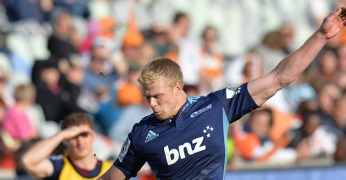 BADEN KERR BLUES Super Rugby