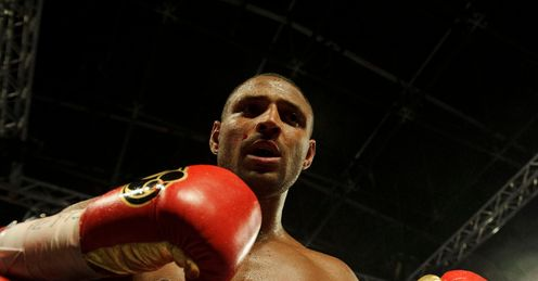 Kell Brook: the Sheffield star will have a big-name opponent next