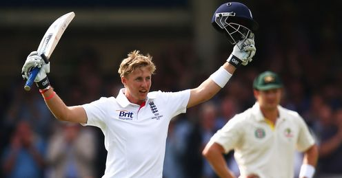 Root: Savoured his moment at Lord's