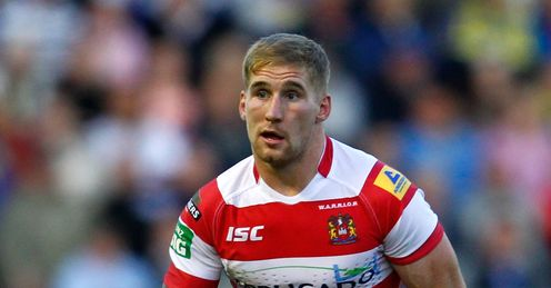 Sam Tomkins Super League Wigan Warriors