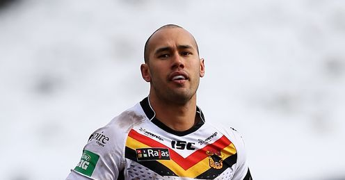 SUPER LEAGUE Keith Lulia Bradford Bulls