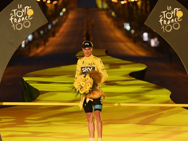 Froome: Raring to return