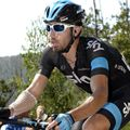 Dario Cataldo battled the heat on tough fourth stage of the Vuelta a Espana