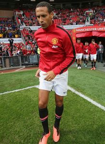 Man United lose Rio Ferdinand testimonial at Old Trafford to Sevilla