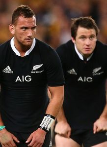 Aaron Cruden and Ben Smith NZ v Aus RC 2013