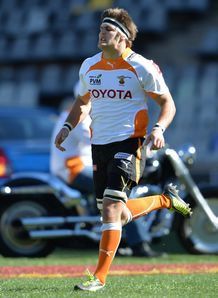 Boom Prinsloo Free State Cheetahs Currie Cup