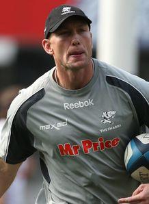 Brad Macleod Henderson Sharks CC coach 2013