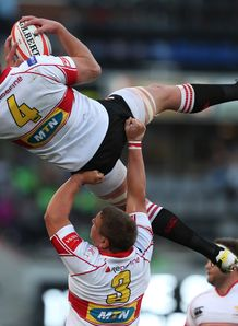 Chris van Zyl of Golden Lions