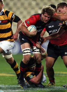 Luke Whitelock Canterbury