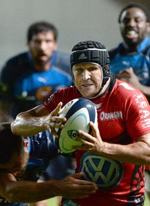 Matt Giteau for Toulon