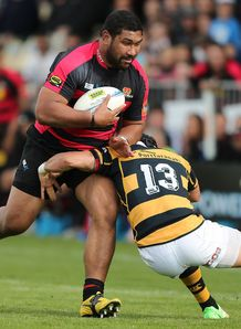 Paea Fa anunu for Canterbury