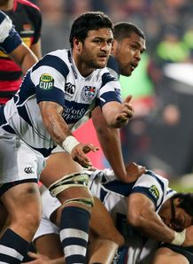 Piri Weepu passing for Auckland