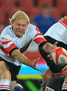 Ross Cronje of the Johannesburg Lions