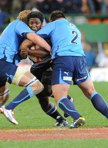 Scarra Ntubeni WP v Blue Bulls CC 2012