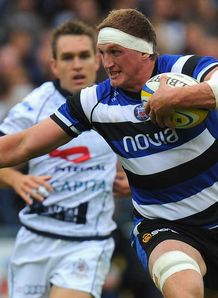 SKY_MOBILE Stuart Hooper - Bath Rugby captain
