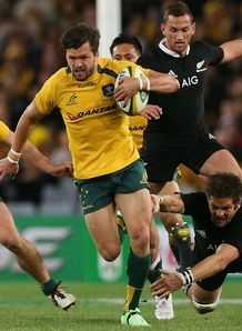 ADAM ASHLEY COOPER AUSTRALIA V NEW ZEALAND RUGBY CHAMPIONSHIP