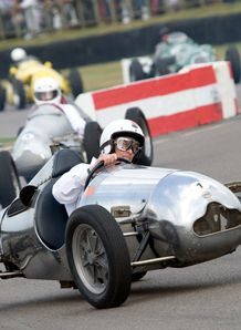 Win a Goodwood Revival Weekend Break
