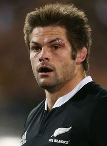 RICHIE MCCAW AUSTRALIA V NEW ZEALAND RUGBY CHAMPIONSHIP