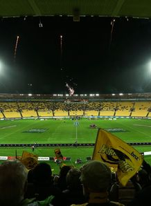 SKY_MOBILE Westpac Stadium Wellington