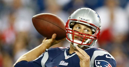 Tom Brady: A quarter-back without receivers?