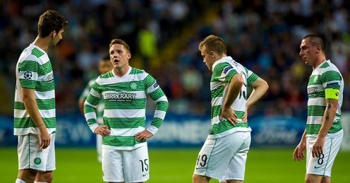 Missing out: will Celtic make it into the Champions League group stages?