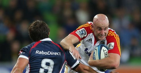 Brendon Leonard Chiefs v Rebels SR 2013
