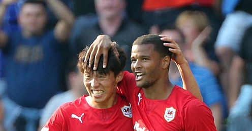 Fraizer Campbell: double