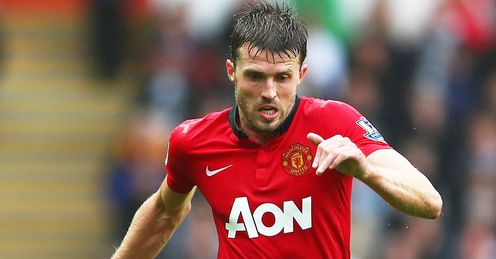 Carrick: will absence damage Manchester United?