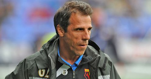 Zola: has a talented squad of players, says Johnny Phillips