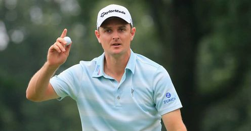 Justin Rose: can he add to his great year