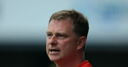 Robins bemoans Clarke injury