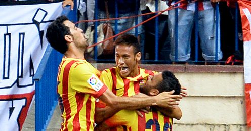 """Neymar: victory over Sevilla was """"his"""" game"""
