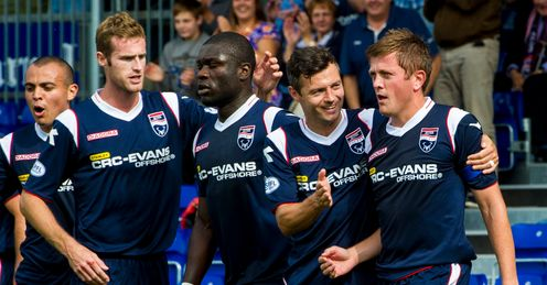 Ross County: Go in to their match with Dundee United in good form