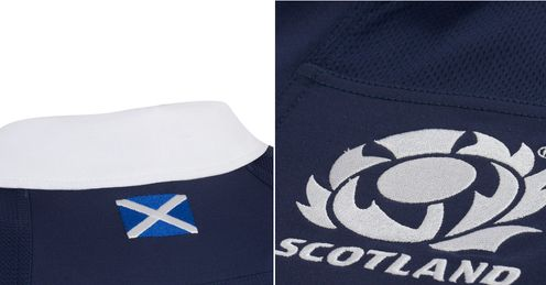 Scotland kit collar