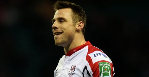 Tommy Bowe Ulster