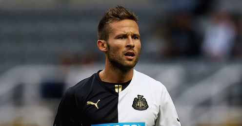 Cabaye: could have handled himself better, says Kammy