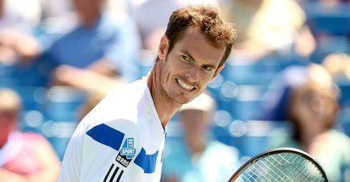 Murray: should ease past Llodra in round one, says Barry
