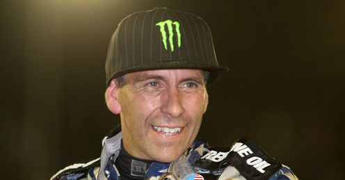 Greg Hancock: showed experience for Poole, says Kelvin