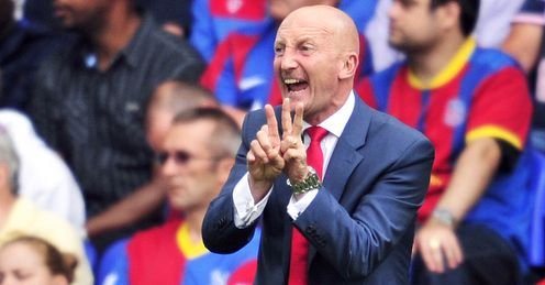 Holloway: was angered by several refereeing decisions