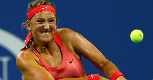 Victoria Azarenka: a noisy resident at Flushing Meadows