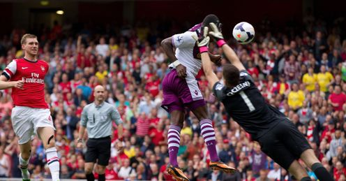 Aston Villa: no chance of repeating opening-day win over Arsenal, says Merse